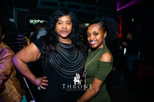 The Throne Group | Night Party at Sidebar