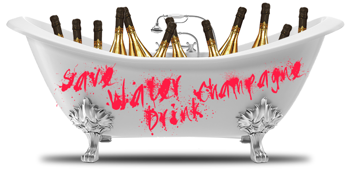 Throne Group Champagne Tub